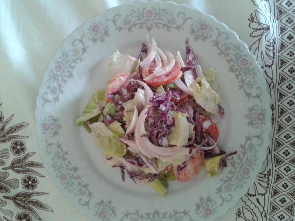 Recettes de salades camerounaise - Recette de cuisine camerounaise ...